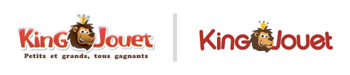Rebranding King Jouet