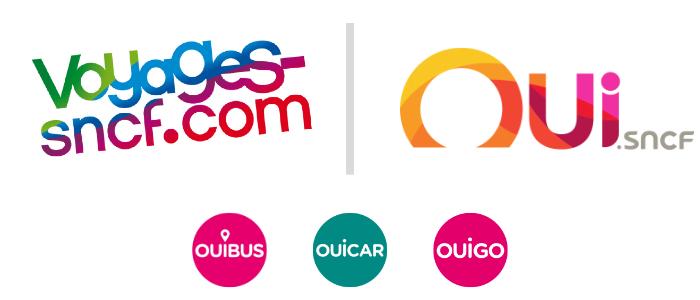 Rebranding Oui SNCF