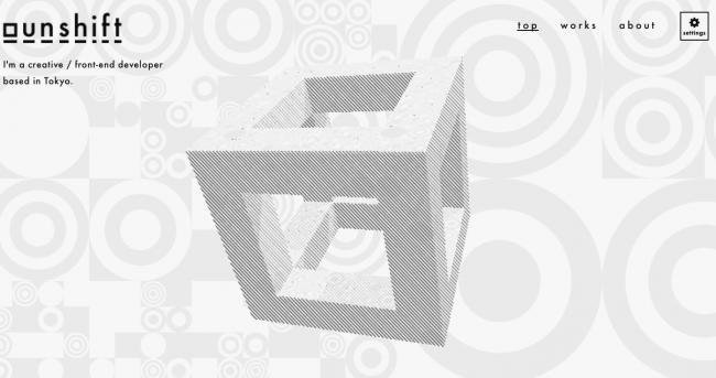 Cv portfolio interactif japon inspirantt