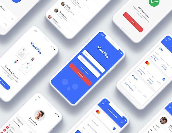 Application mobile CashPay