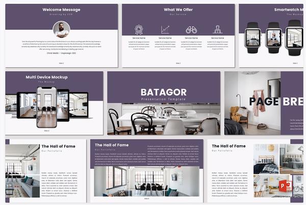 image theme gratuit pour powerpoint graphiste theme batagor