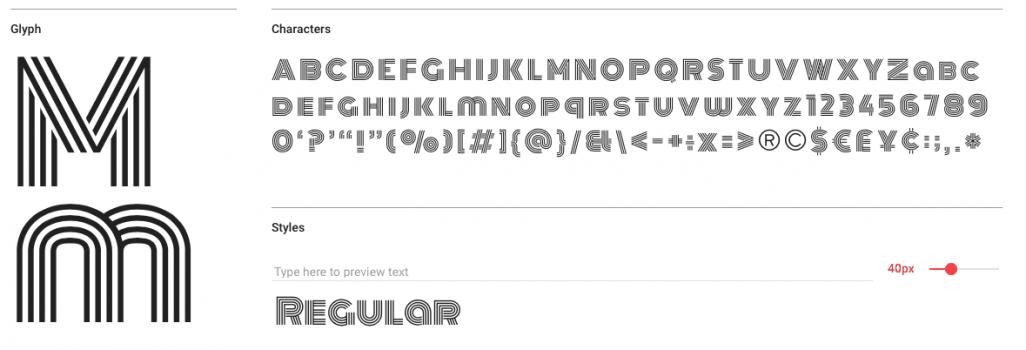 typographie pour graphiste réussir ses infographies chiffres google font