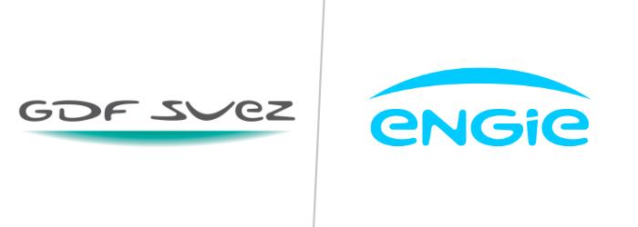 Rebranding Engie