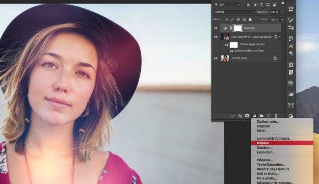tutoriel photoshop effet bokeh gratuit