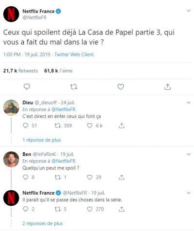 Netflix tweet Storytelling