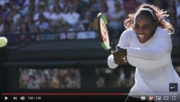 Vidéo Nike Dream Crazier