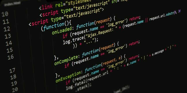 javascript code redacteur