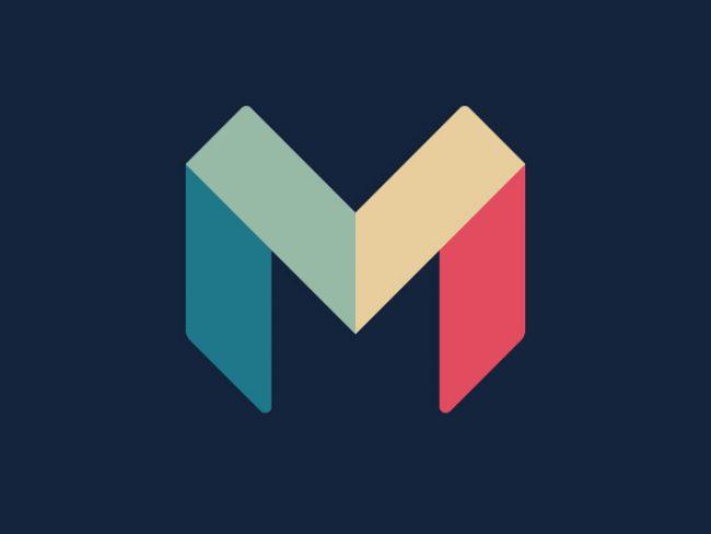 Monzo logo inspiration pour graphiste theme finance banque