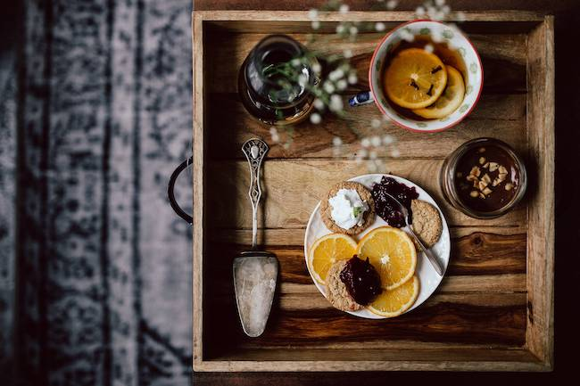 breakfast petit déjeuner lumière raconter une histoire storytelling photographie