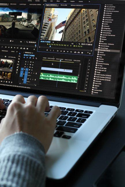 format audio des video que choisir graphiste freelance