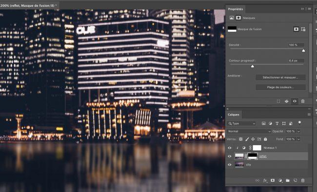 contour progressif tutoriel photoshop pour graphiste