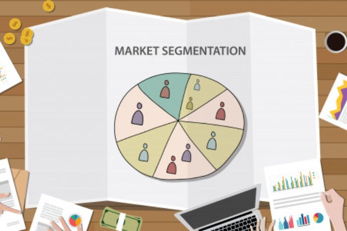 Segmentation d'une base marketing
