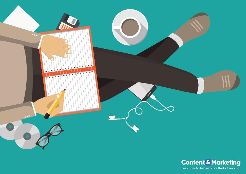 redacteur blog image pour storytelling