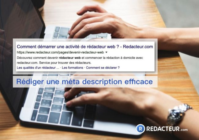 logo meta description redacteur freelance brief