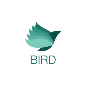 logo bird twitter exemple de non plagiat
