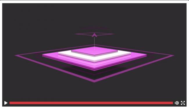 pyramide after effect effets gratuit introduction de video