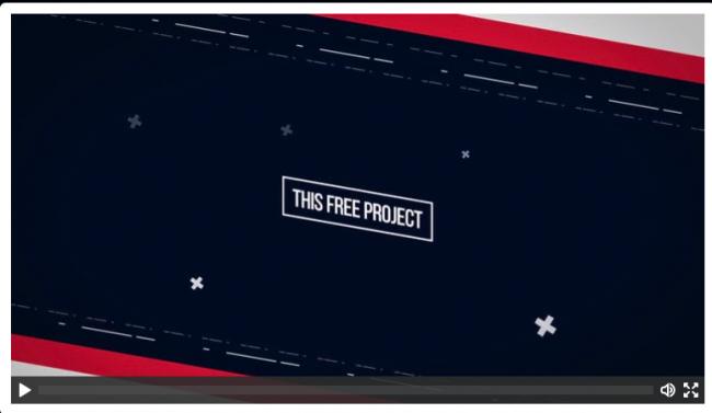 after-effect-template-gratuit