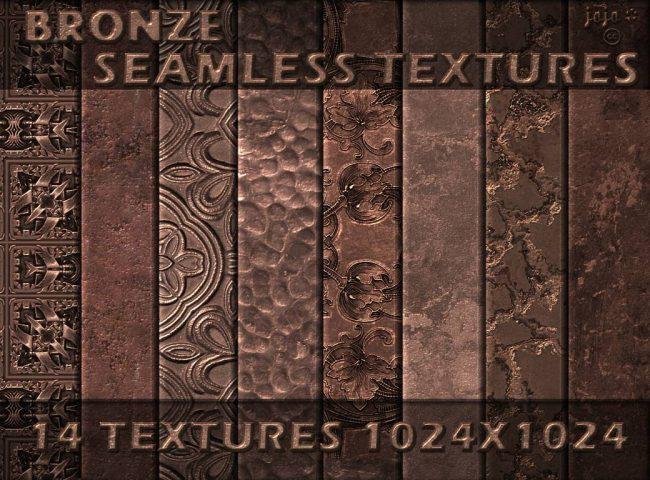 metal bronze decoré gratuit graphiste texture