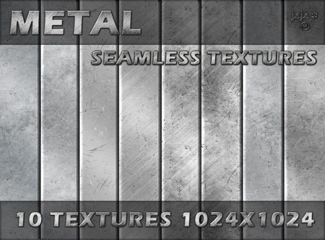 texture metal pour effet graphiste