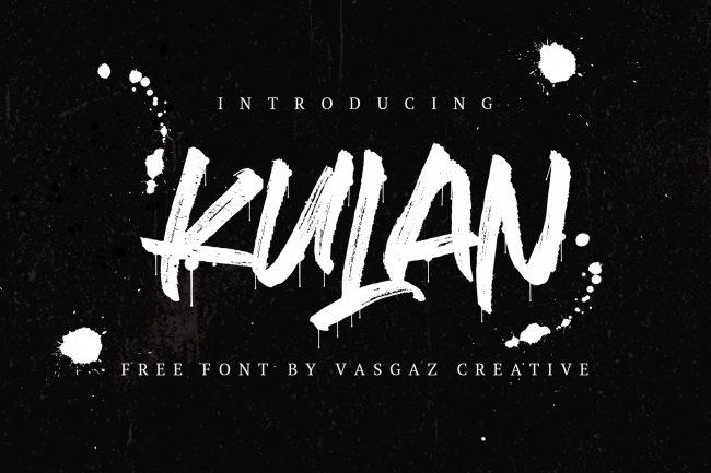 typographie gratuite pour halloween creative graphiste