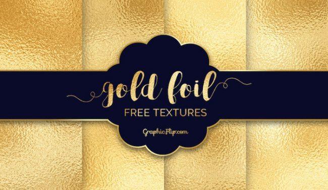textur gratuite de metal doré gold pour graphitste