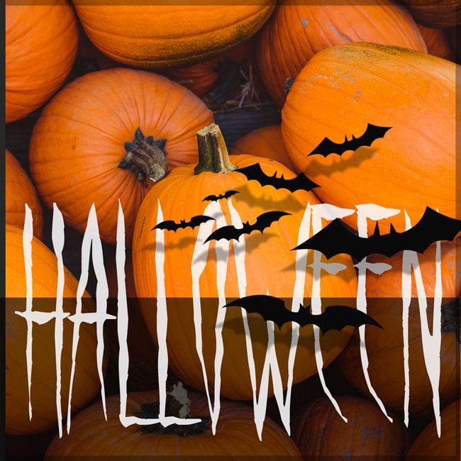 halloween free font typographie pour graphiste fete de fin d'année octobre