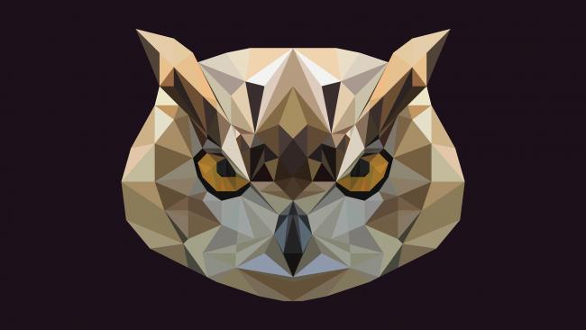 logo de chouette hibou signification graphiste