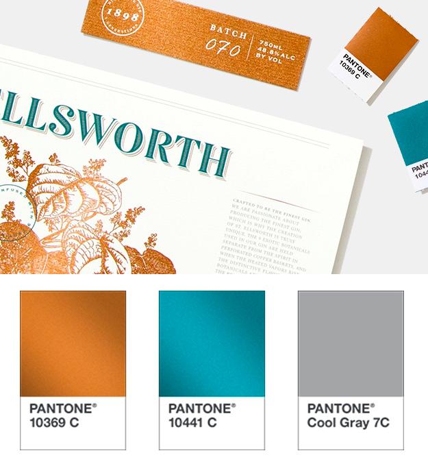 palette pour l'automne graphique tendance des couleurs pour graphiste freelance