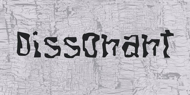 typographie halloween gratuite