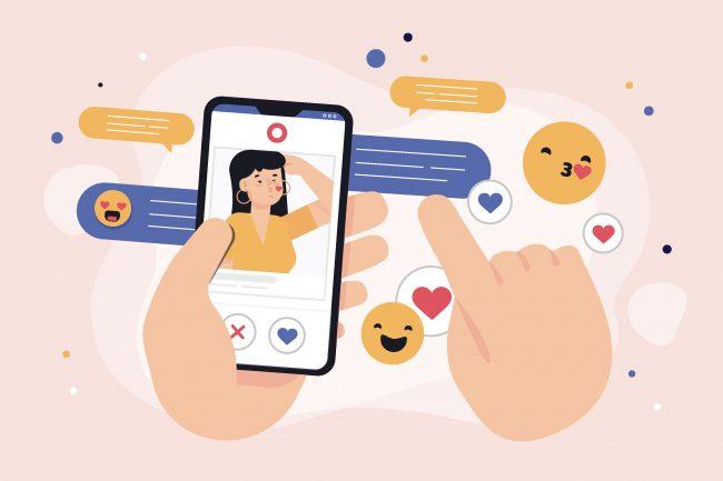 generation z social media content communauté