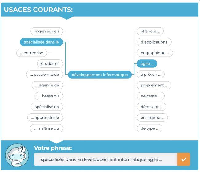 optimiser un texte champ lexical sémantique pour redacteur usage courant