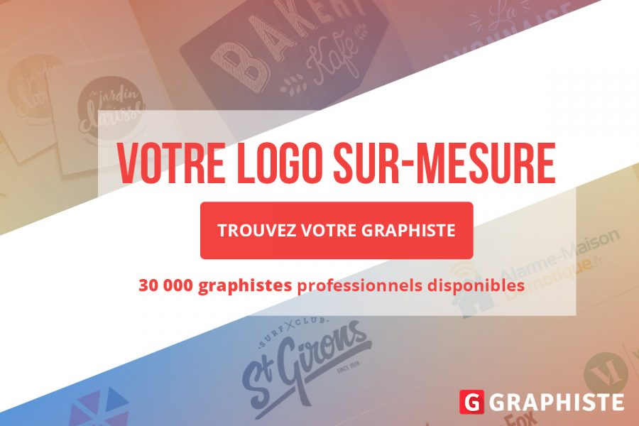creation de logo sur-mesure à la demande graphiste plateforme de freelance