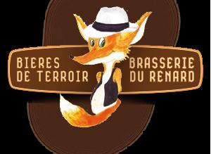 brasserie renard logo symbolique