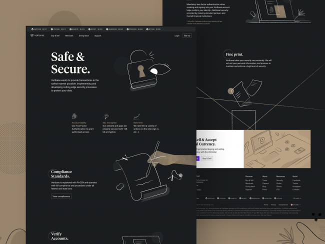 mode sombre darkmode webdesign