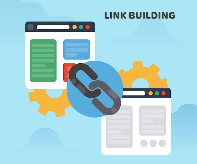 link building redacteur liens externes interne stratégie SEO