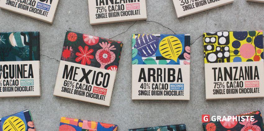 Inspiration packaging illustration