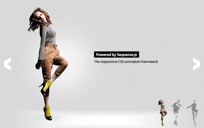 moderne spider exemple pour site internet graphiste ux ui design