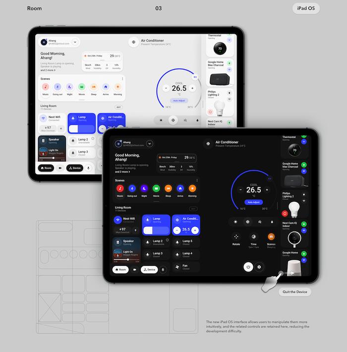 material design tendance logo icone UX UI