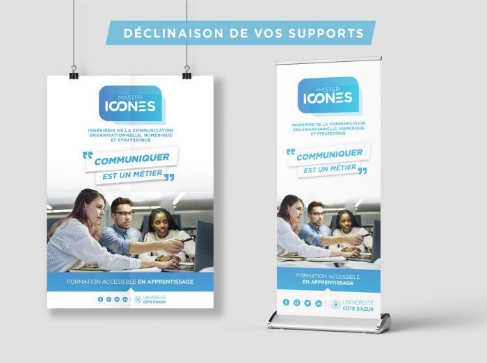 publicité sur lieux de vente communication support