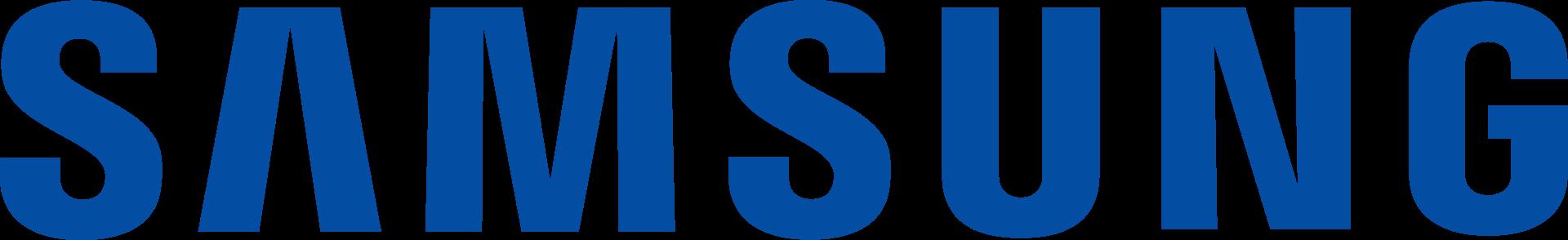 logo samsung 2020