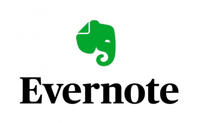 logo evernote elephant