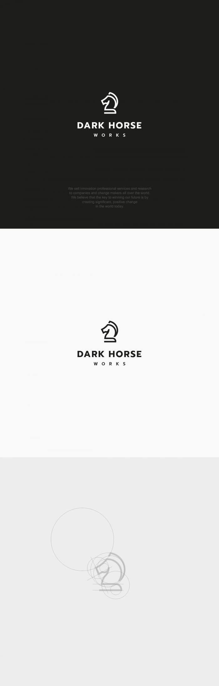 line art logo exemple tendance 2020 conseil graphiste