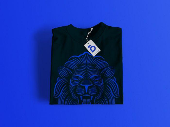 linear t-shirt graphiste line art