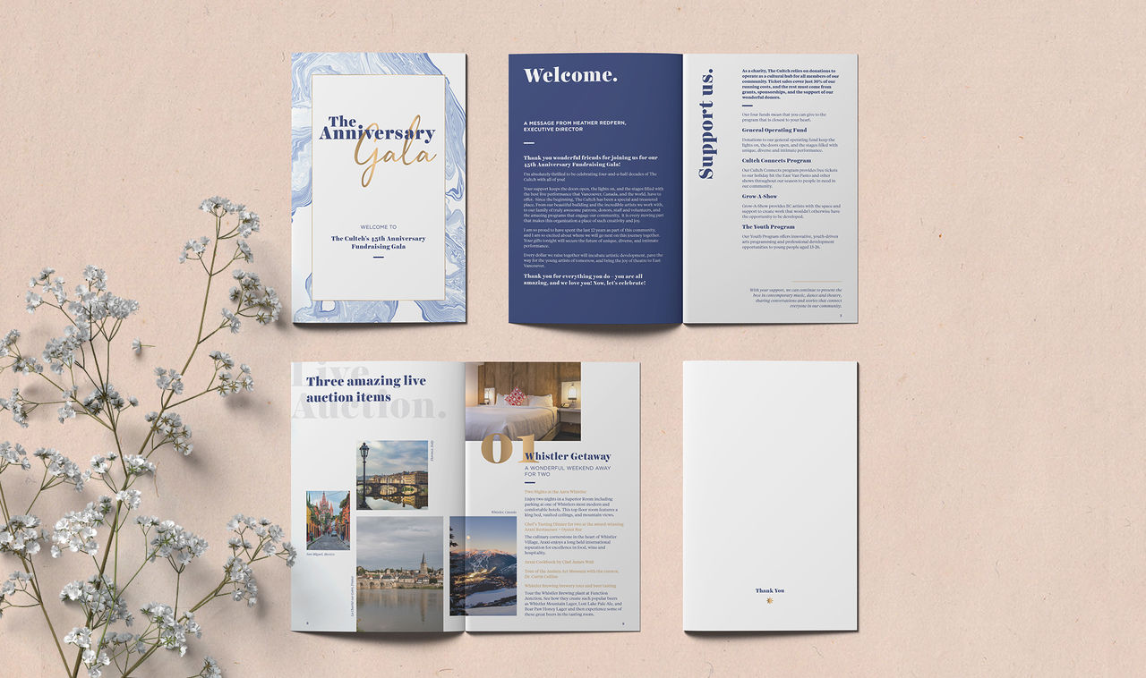 brochure flyer graphiste exemple