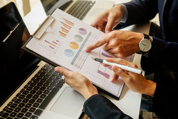 traduction document financier comptable