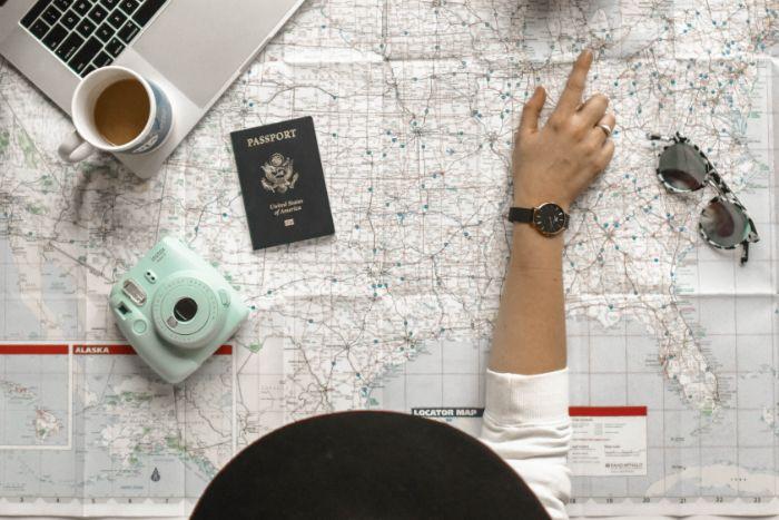 emploi à l'étranger traduction CV anglais candidature voyage