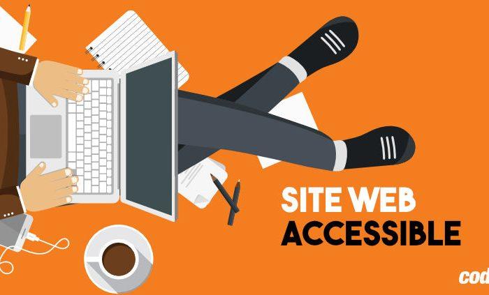 accessibilité web design