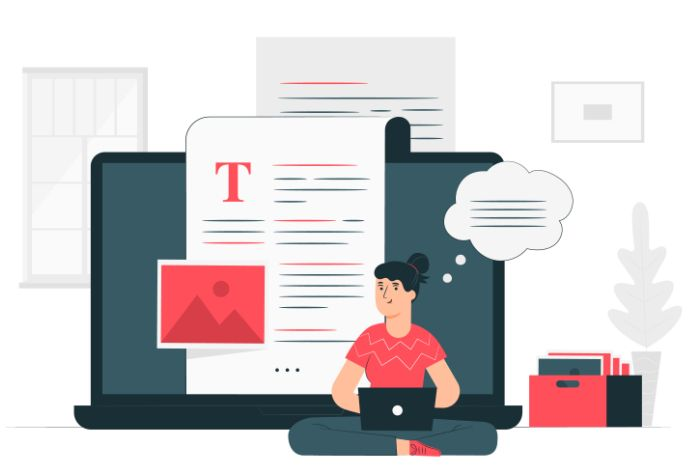 Tendances blogging contenu riche article long