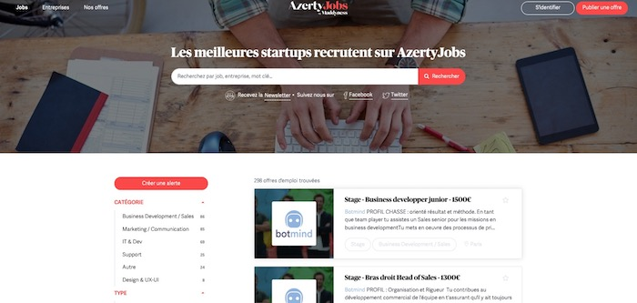 Azerty Jobs