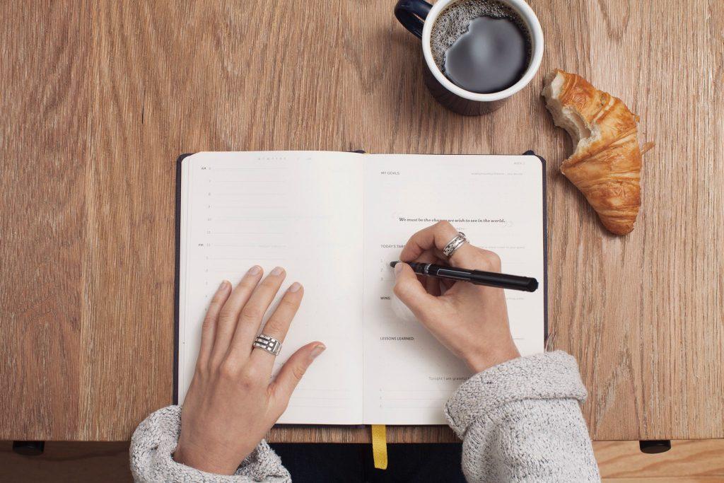 agenda freelance tâches